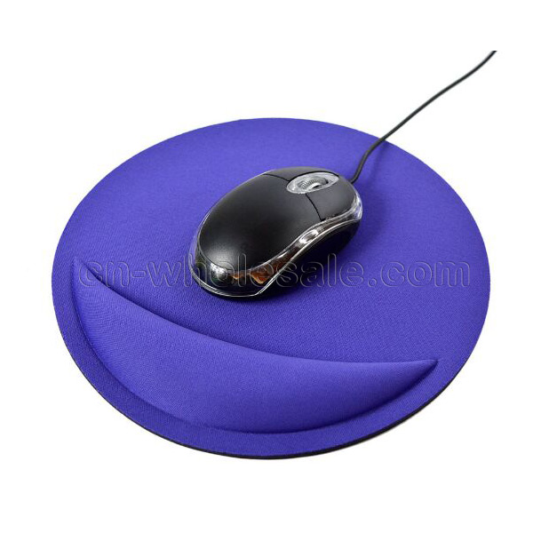 China wholesale 2018 Hot Sale Good & Cute Custom EVA Mouse Pad gel breast wrist rest mouse pad