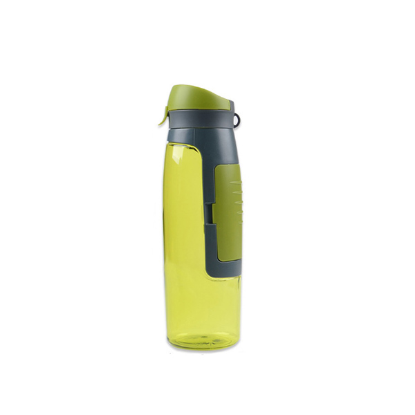 NEW product Custom 750ML BPA free plastic water bottle, custom logo sport water bottle