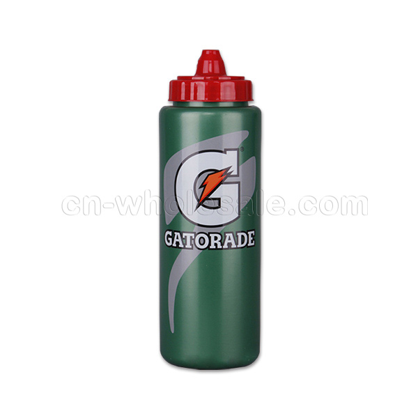 Custom Plastic BPA free sports water bottle,platic sports bottle,1000ml plastic sport water bottle