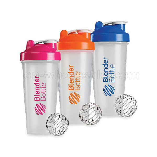 Custom 600ml 28oz Shaker Bottle Gym Bottle
