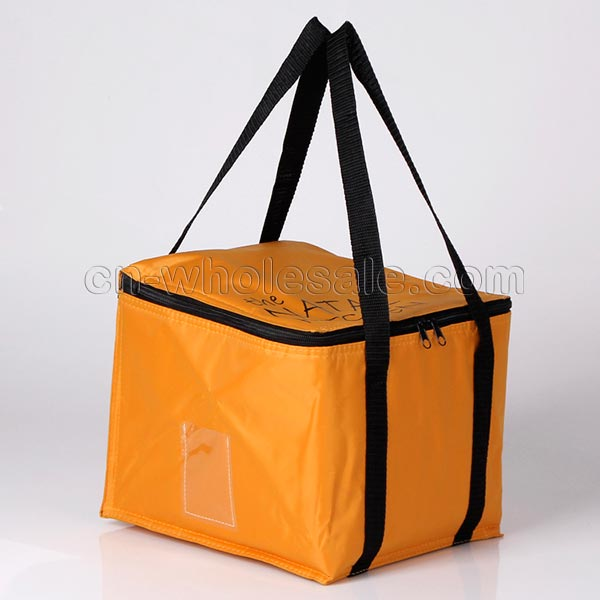 Wholesale custom insulation polyester cooler bag