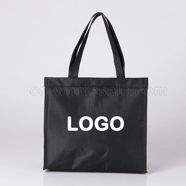 Custom design embroidery epe foam polyester cooler bag