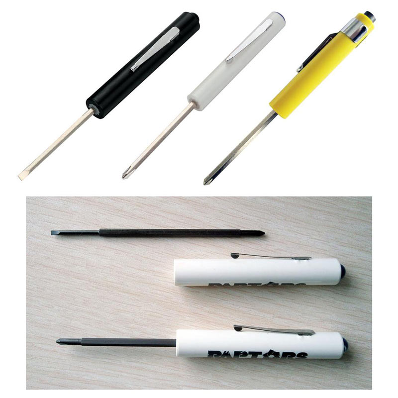 Small screw driver pen shaped precision screwdriver Pocket Screw driver