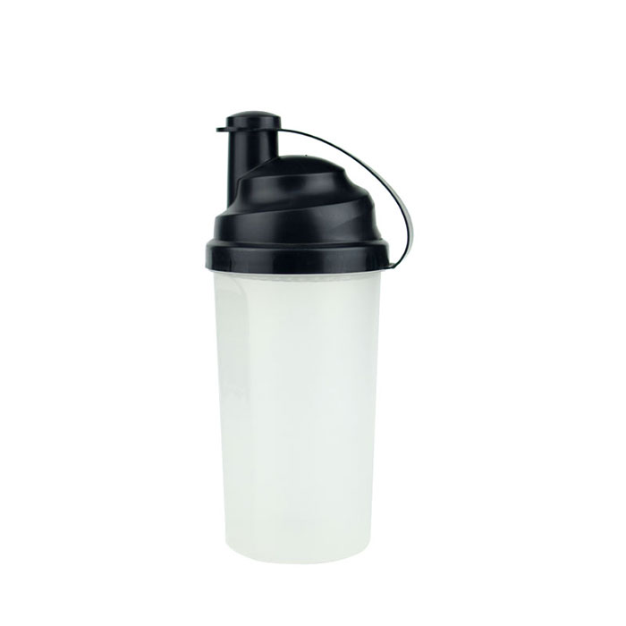 Classic Loop Top 23-Ounce Plastic Shaker Bottle with design lid