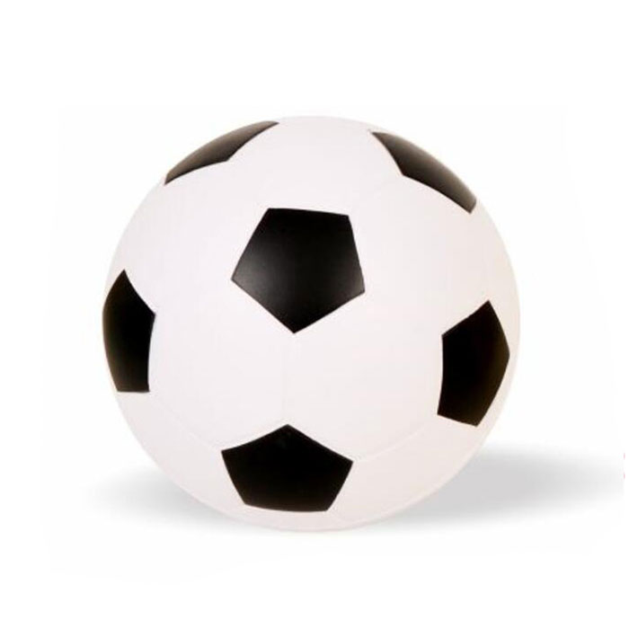 PU foam 63mm football stress balls | custom stress balls