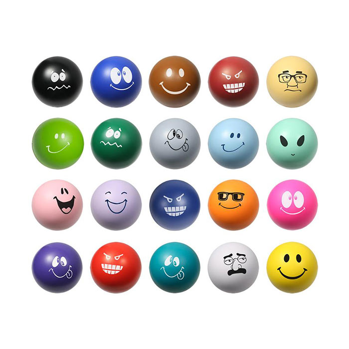 Custom cheap PU stress ball wholesale Chinese funny stress balls